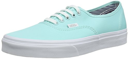 Vans Authentic Green Deck Sea Club 0O0rqwR