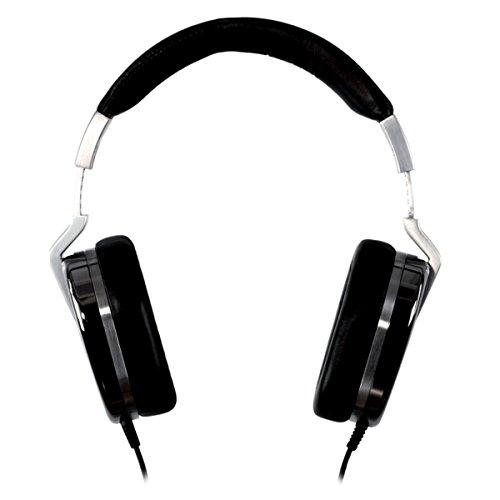 Ultrasone Edition 8 Ruthenium S-Logic Surround Sound Professional Closed-back Headphones with Leather Transport Bag