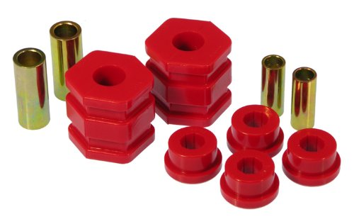 - Prothane 8-220 Red Front Lower Control Arm Bushing Kit