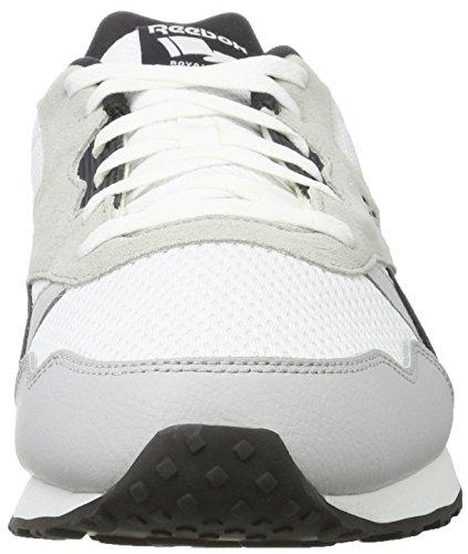 Reebok Herren Royal Tempo Sneaker Grau (Solid Grey/Black/White)