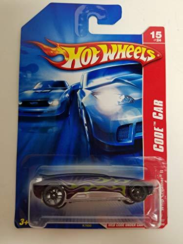 Whip Creamer II Purple Color Code Car 15 of 24 Hot Wheels diecast car No. 099