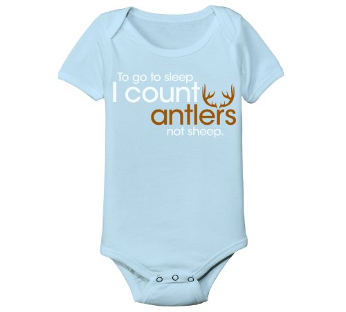 Count Antlers Not Sheep Infant product image