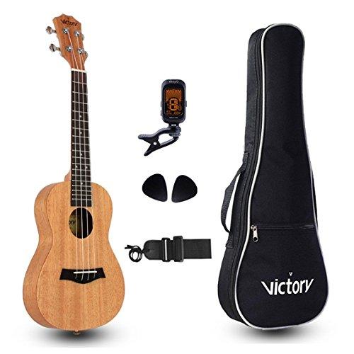 VIVICTORY Concert Ukulele Mahogany Beginner product image