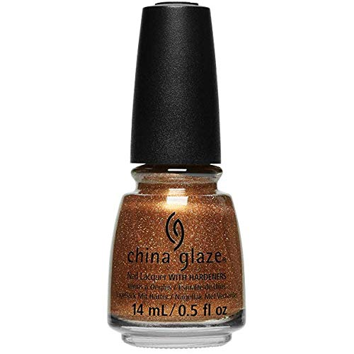 China Glaze Nail Lacquer -BODY & SOL 2019 Collection- Pick Color .5oz (1664 Glow-Worthy)