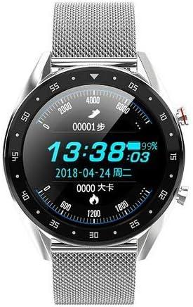 Smartwatch - Reloj Inteligente para Hombre con GPS HRV, Pulsera ...
