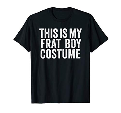 College Girl Frat Boy Costumes - This Is My Frat Boy Costume