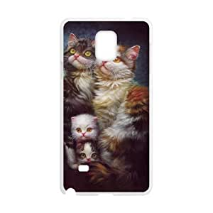 CAT YT8056584 Phone Back Case Customized Art Print Design Hard Shell Protection Samsung galaxy note 3 N9000