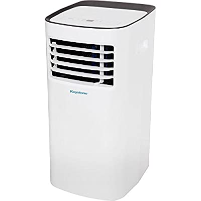 6,000 BTU 115V Portable Air Conditioner with Full-Function Remote Control