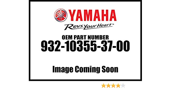 Yamaha 93210-35537-00 O-RING; 932103553700