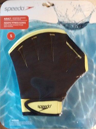 Speedo Aquatic Water Resistance Fitness Gloves