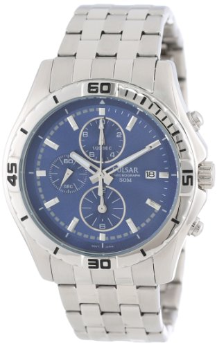 (Pulsar Men's PF8397 Chronograph Watch)