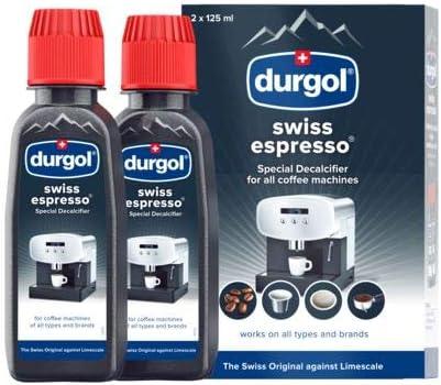 Nutwell Durgol Swiss - Descalcificador para cafetera Espresso: Amazon.es: Hogar
