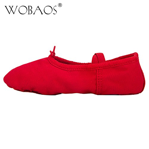red ballet slippers - 5