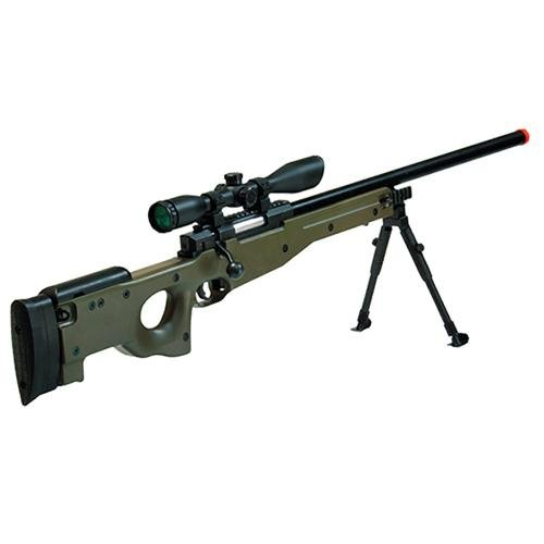 Shadow Ops Sniper Rifle - Green Type 96 airsoft rifle Shadow OPS airsoft gun