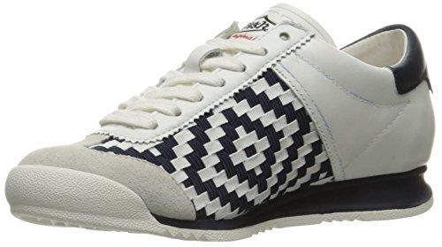 Ash Women's Scorpio Fashion Sneaker Off White/Navy