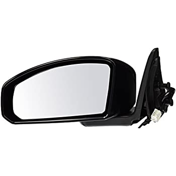 Power PTM Right Passenger Side View Mirror Fits 2003-2004 2005 2006 Infiniti G35