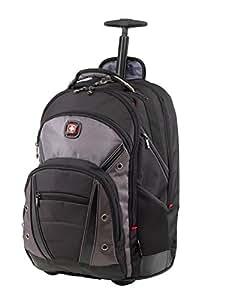 """Amazon.com: Wenger Luggage Synergy Wheeled 16"""" Laptop"""