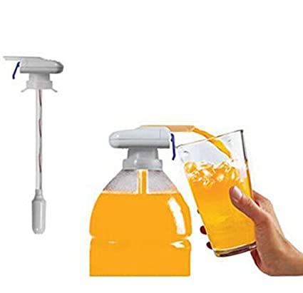 Amazon com | Automatic Drink Dispenser, White Magic Tap for Water
