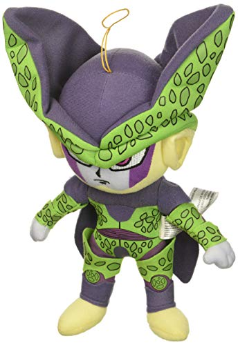 Great Eastern Animation Dragon Ball Z GE-52966 Perfect Cell Plush,, 8