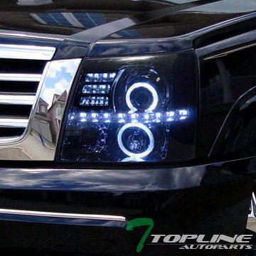 03 escalade headlight assembly - 3