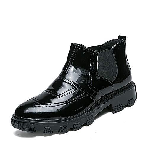 uomo top personalit casual 2018 da high Scarpe Hongjun classico Business Oxford uomo da scarpe shoes xfR4Ow4t