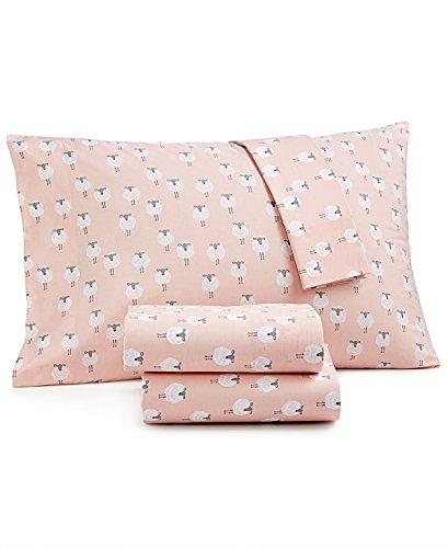 Whim by Martha Stewart Collection- Sheep- Full size Bedsheets (Pillowcase Martha Stewart)