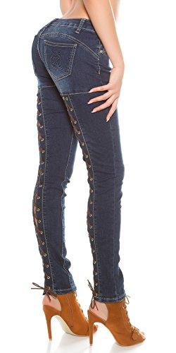Jeans Donna Blau Koucla Koucla Jeans Donna TU4xdtwtyq