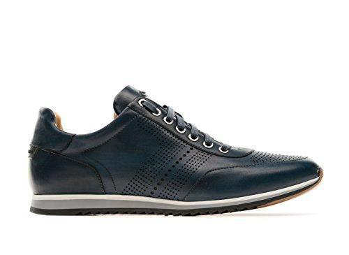 Magnanni Pueblo Ii Navy Uomo Moda Sneakers Navy
