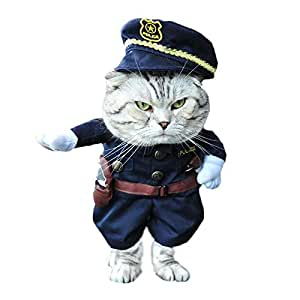 Cat clothes Dog dress costume suit for dog cat Funny clothes for pets