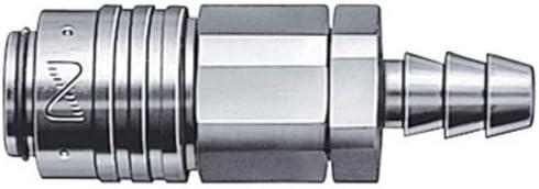 日東工器 マイクロカプラ ソケット MC-04SH 内径φ4mm