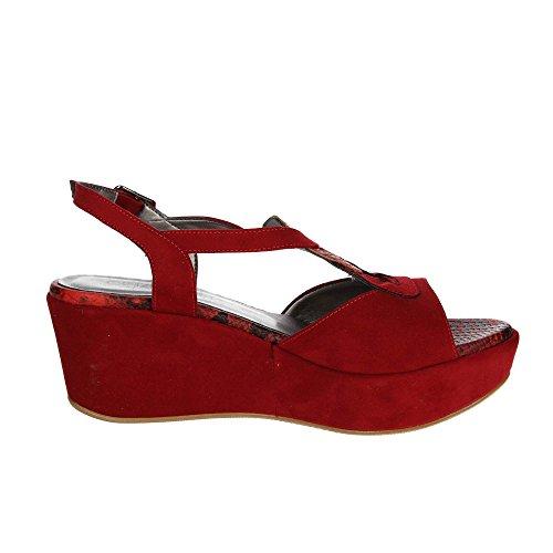 Cinzia Soft IAV13 0 Sandal Women Red CnsqRIWYVo
