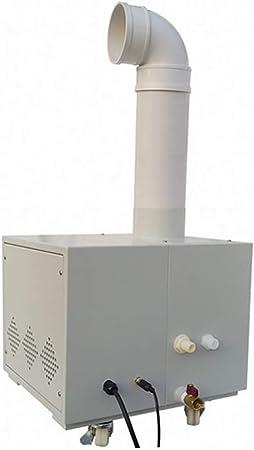 lcc Difusor automático de humidificadores industriales, con ionizador: el Sensor de higrostato Incorporado Mantiene la Humedad automáticamente, ya Que la Industria electrónica Elimina el Polvo: Amazon.es: Hogar