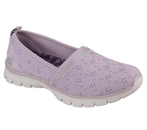 Skechers Ez Flex 3,0 Geestverwant Misstap Van Vrouwen Op Sneakers Lavendel
