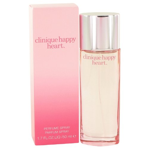 Clïnique Häppy Hèart Perfùme For Women 1.7 oz Eau De Parfum Spray + a Free Vial