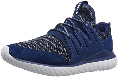 Adidas Originals Hombres Tubular Radial Zapatillas De Moda Mystery Blue Tactile Blue Black