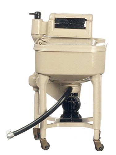 - Dollhouse Cast Iron Maytag Wringer Washer Miniature Kitchen Laundry Furniture
