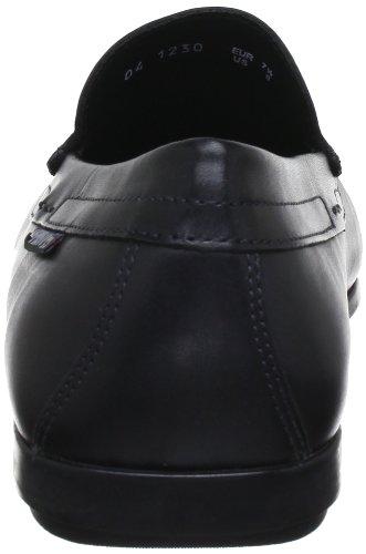 Mephisto ALGORAS P5051594, Scarpe classiche non stringate Uomo Nero (Schwarz (Black Sup-hydro 384)