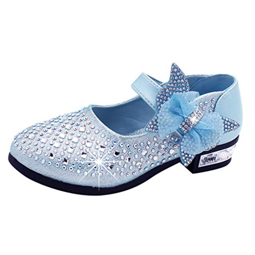 (Black Sneakers Girl Water Sports Shoes Boy Sandals Running Lights Boys Clogs Moccasins Stride Mary Jane Foldable Flats Shoe Bag Basketball Ballet Inserts (Blue, 7-8 T))