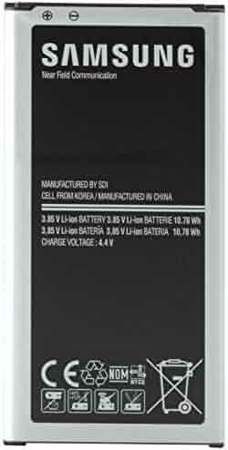 Samsung Galaxy S5 Standard Battery (2800mAh) NFC - Frustration-Free Packaging - Black
