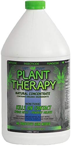 - Lost Coast Plant Therapy 1 Gal- Natural Miticide, Fungicide, Insecticide, Kills on Contact Spider Mites, Powdery Mildew