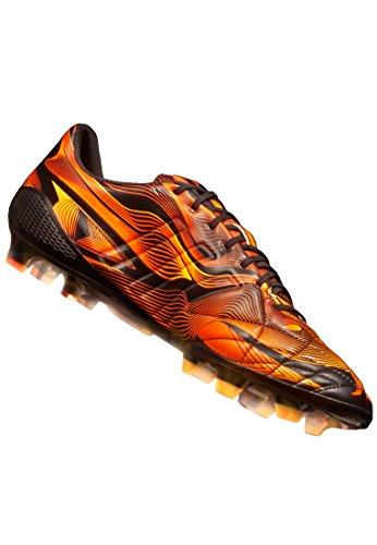 adidas Fußballschuh 11pro Crazylight FG schwarz/orange