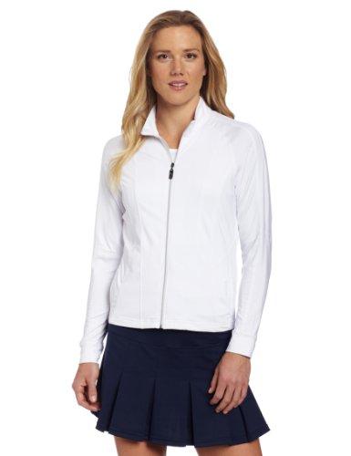 Bolle Women's Essentials Perfect Jacket, White, Medium
