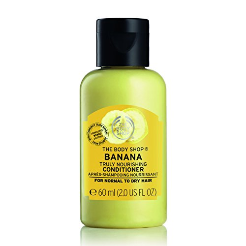 Body Shop Hair Care Products