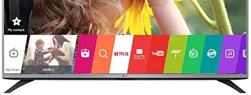 LG 108 cm (43 Inches) Full HD IPS LED TV 43LH595T (Black) (2016 model)