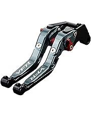 tendable Folding Motorcycle Adjustment Brake Clutc Motorcycle Accessories VFR800 Brake Clutch Levers for Honda VFR800 / F 2002-2021 VFR 800 800F 2020 2019 2018 2017 2016 2015 levers Clutch
