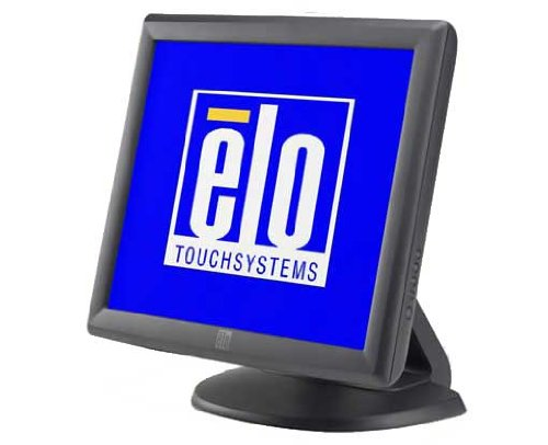 """Elo 1215L 12"""" IntelliTouch Touch Screen Monitor, Serial and"""