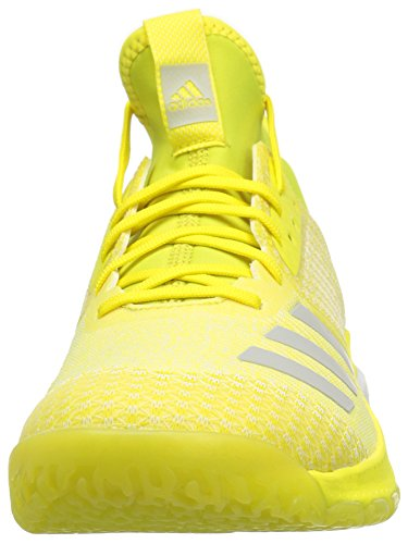 2 X Yellow ash Shock Adidas Silver Crazyflight white Mid Mujer gawvZ