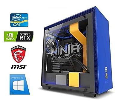 PC Gamer I7-9700K + Watercooling - GeForce RTX 2070 8 GB ...