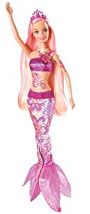 Barbie Una aventura de sirenas - Barbie como Liah Summers y Merliah [versión en inglés]
