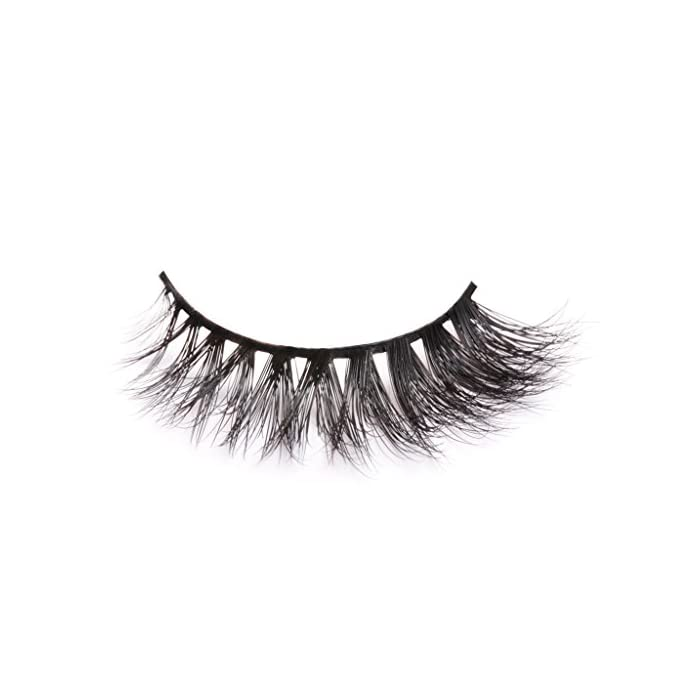 4f07b15e556 Arimika Handmade Thick Wispy 3D Mink False Eyelashes For Makeup 1 ...